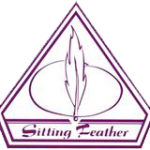 sitting feather AB